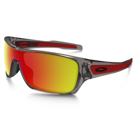 Oakley Turbine Rotor Bike Glasses grey/orange